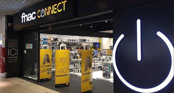 Ouverture d'une boutique Fnac dédiée aux objets connectés