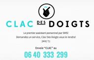 ClacDesDoigts, la start-up qui répond à tous vos désirs !
