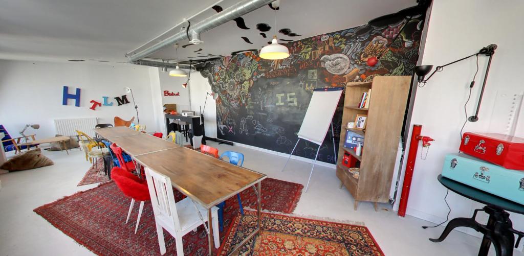 Salle Creativity Room