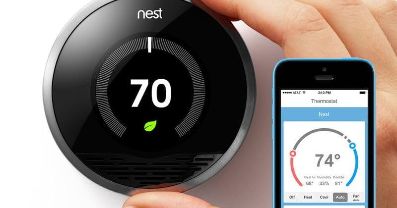 Le nouveau thermostat Nest enfin disponible en France.