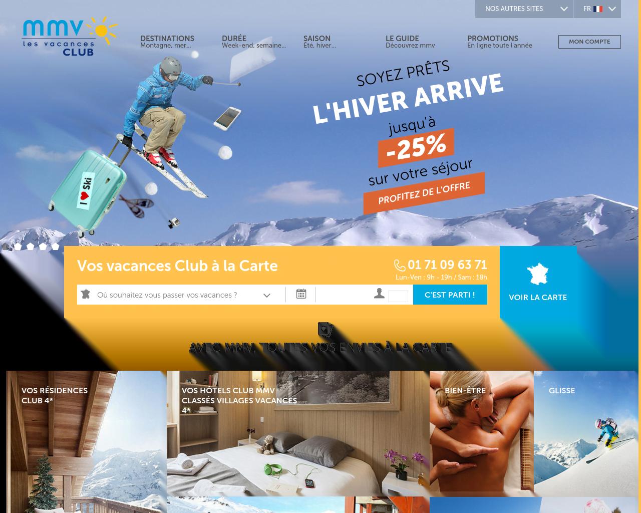 Les clubs de vacances à l'ère du marketing internet