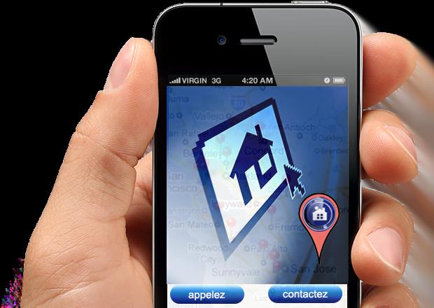 TOP 10 des applications immobilières