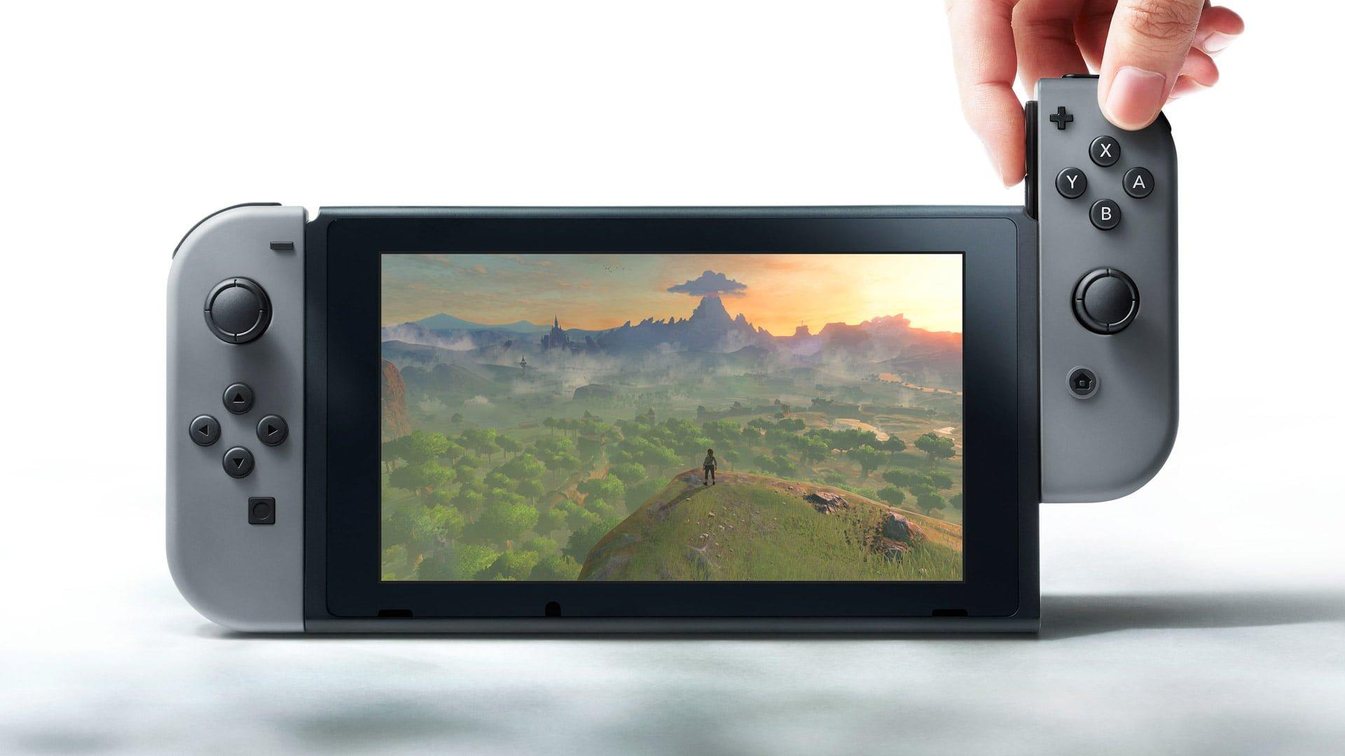 La console Nintendo Switch vient de battre le record de démarrage de la Wii