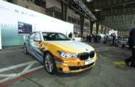 BMW rejoint Apollo sur Baidu
