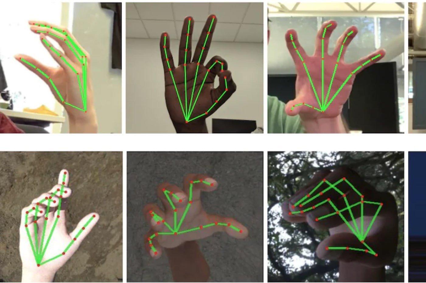 Google : Une IA pour traduire la langue des signes