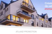 Atland : Un acteur de l'immobilier belge sur le digital