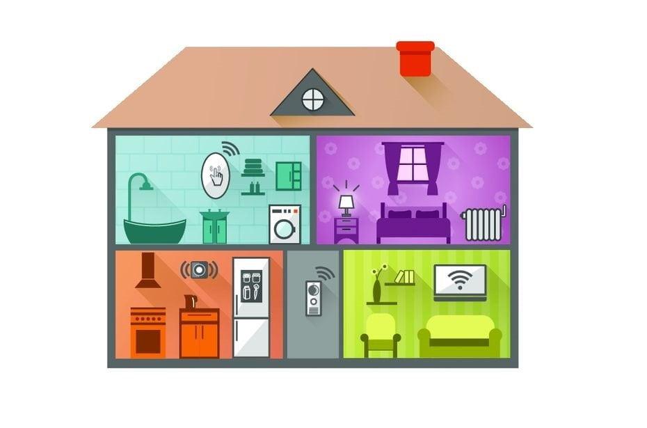 Les avantages d'une maison connectée